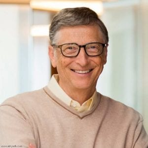 bill gates money