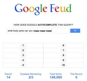 google predictor