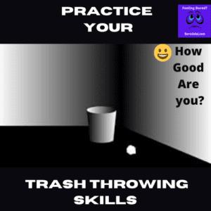 Trash Loop Game