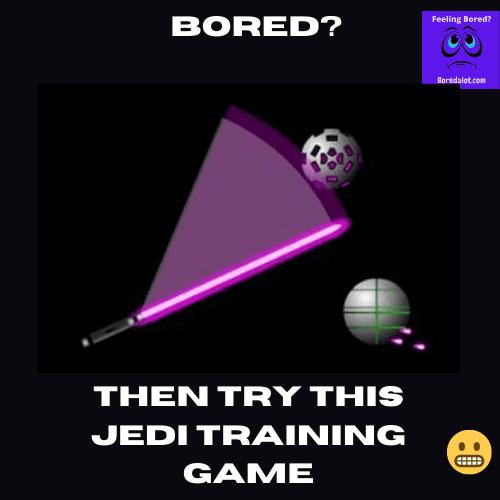 Jedi Training Game