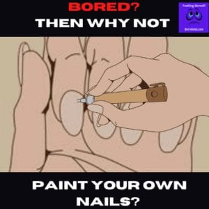 Paint Your Own Nails