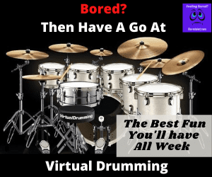 Have A Go At Virtual Drumming