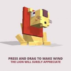 Chill The Lion