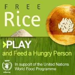 Free Rice – Help The Hungry