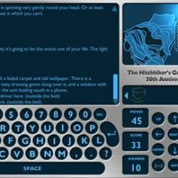 HitchHikers Guide Game