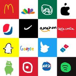 Drawing Logos From Memory