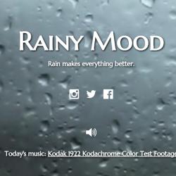 Listen To Rain