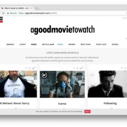 TV & Movie Ideas