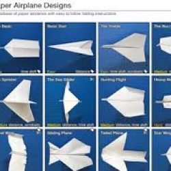 Paper Plane Making