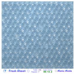 Virtual Bubble Wrap