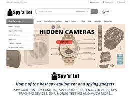 spy a lot