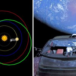 Where Is The Starman Roadster