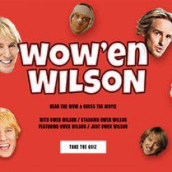 Which Owen Wilson Movie?