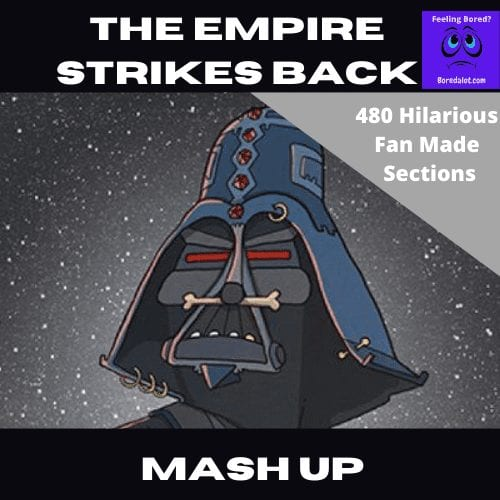 Empire strikes back mashup