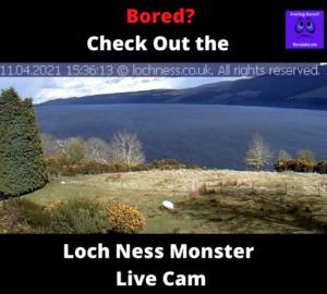 loch ness live cam