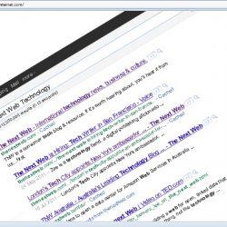 Revolving Internet Screen