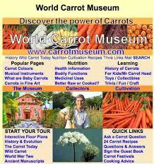 virtual carrot museum