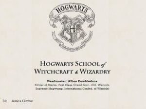 hogwarts wizard training