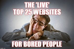websites for bored people