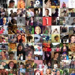 Every Facebook Face Worldwide