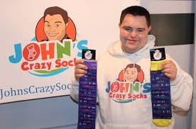 johns crazy socks