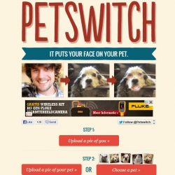 Pet Face Switch