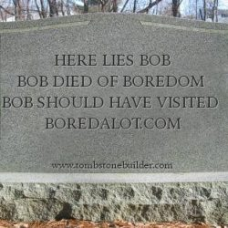 Tombstone Maker