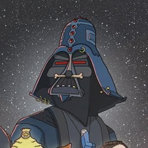 funny star wars mashup