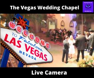 Vegas Wedding Chapel Live