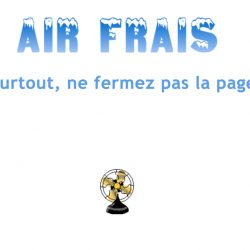 Free Fresh Air