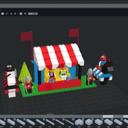 Play With Virtual Lego