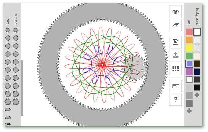 online spirograph