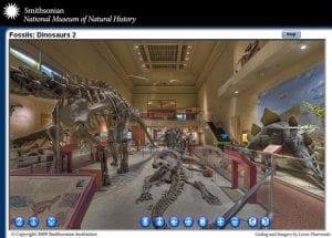 virtual Smithsonian museum