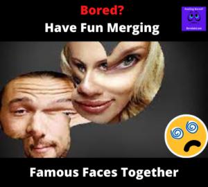 Merge famous faces