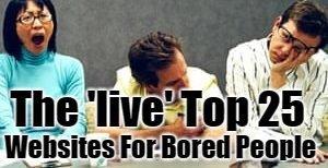 bored websites