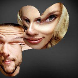 Combine Famous Faces