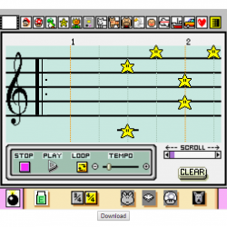 Create Super Mario Music