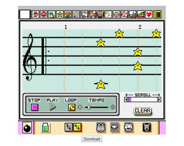 Super Mario Music