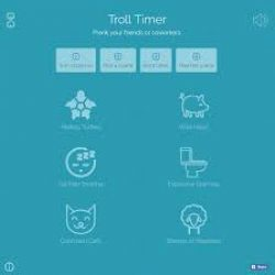 Office Prank Troll Timer