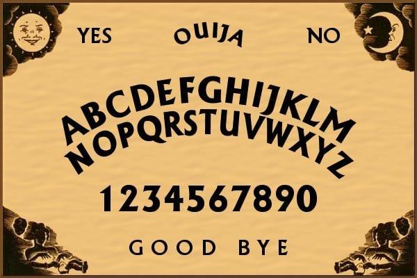 Online Ouija Board
