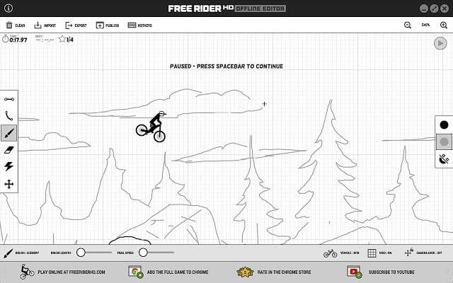 Free Rider Game