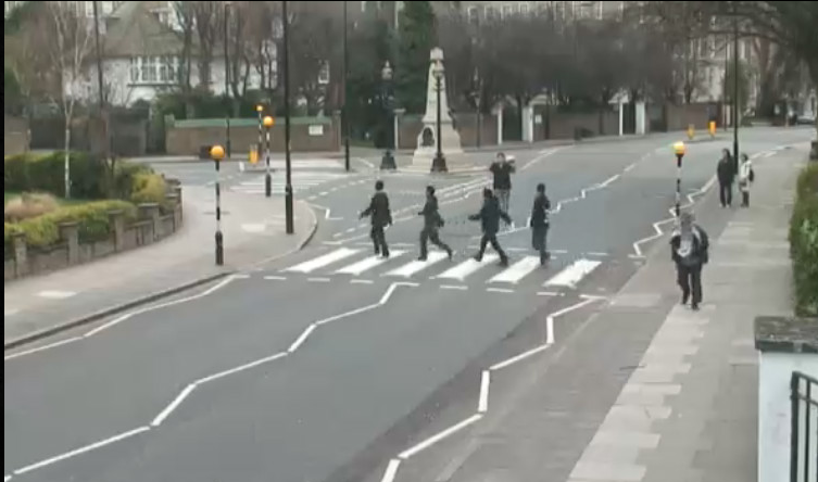 Live Abbey Road Camera