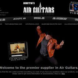 Real Air Guitars