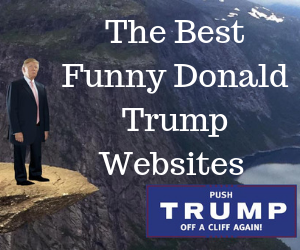 Funny donald trump websites