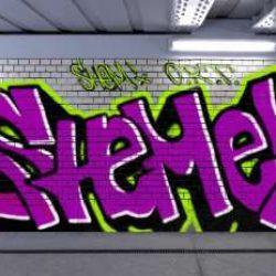 Online Graffiti Maker