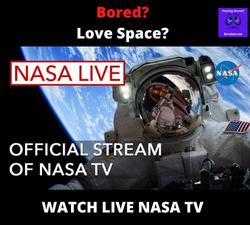 live nasa tv