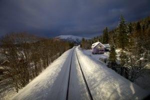 virtual train journey