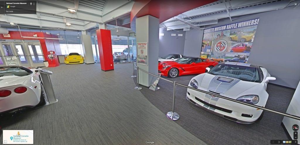 Corvette Virtual Museum