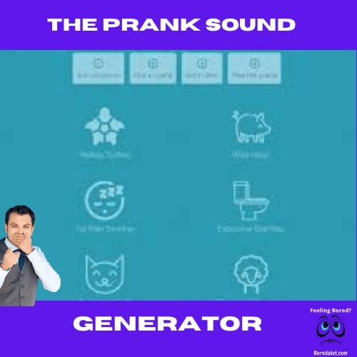 Prank Sound Generator