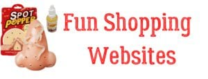 Weird Shopping Websites